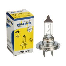 Лампа автомобильная Narva Standard, H7, 12 В, 55 Вт