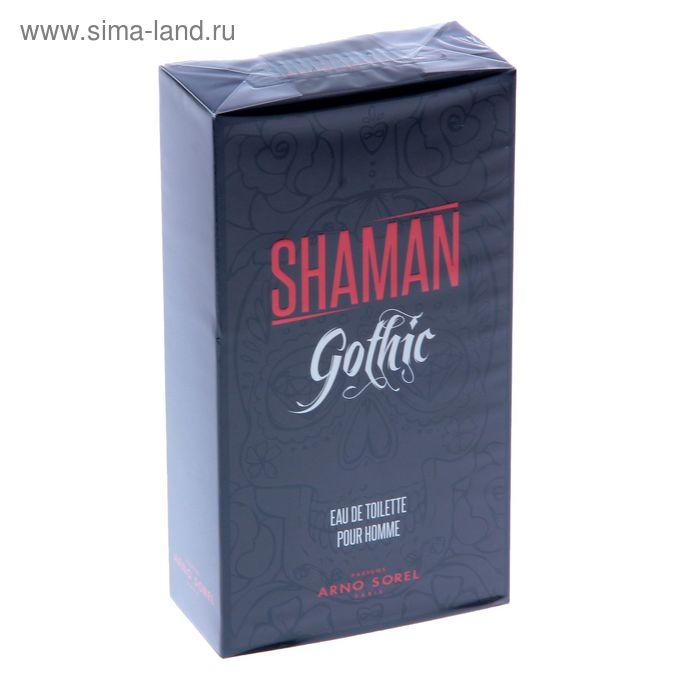 Туалетная вода мужская Shaman Gothic, 100 мл