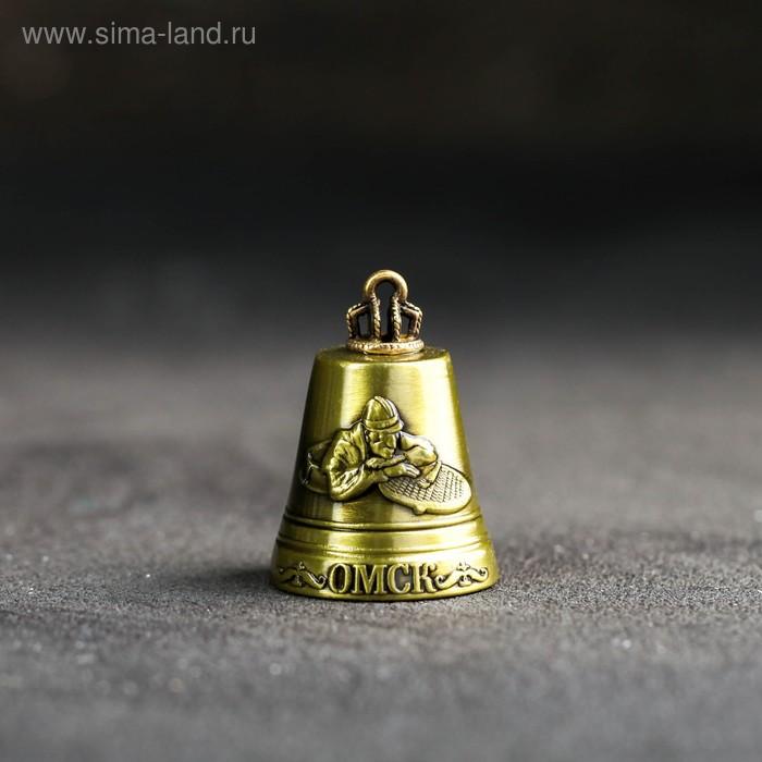 """Колокольчик """"Омск"""""""