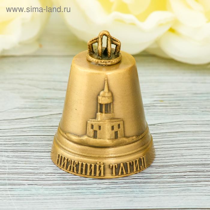 """Колокольчик """"Нижний Тагил"""""""