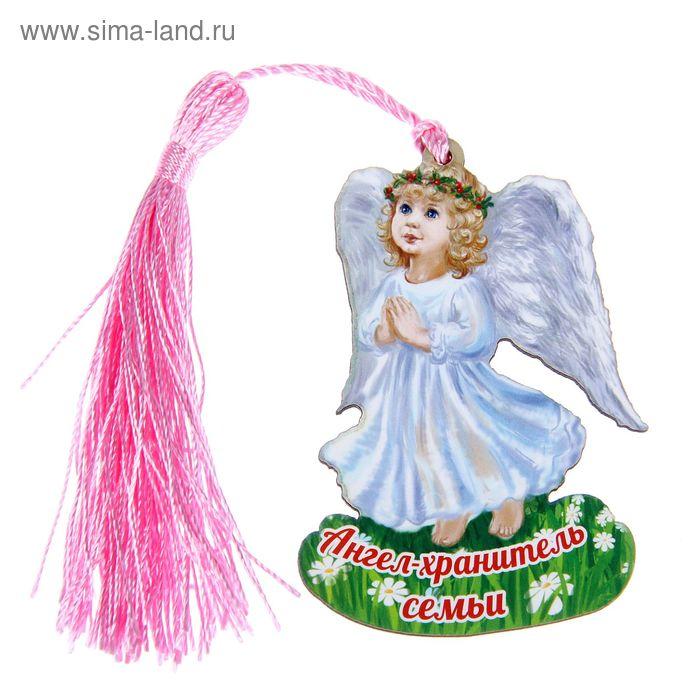 """Магнит Ангел """"Хранитель семьи"""""""