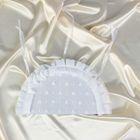 Основа для букета-веера «Невеста», с фиксаторами для колб
