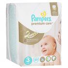 Подгузники «Pampers» Premium Care, Midi, 5-9 кг, 20 шт/уп