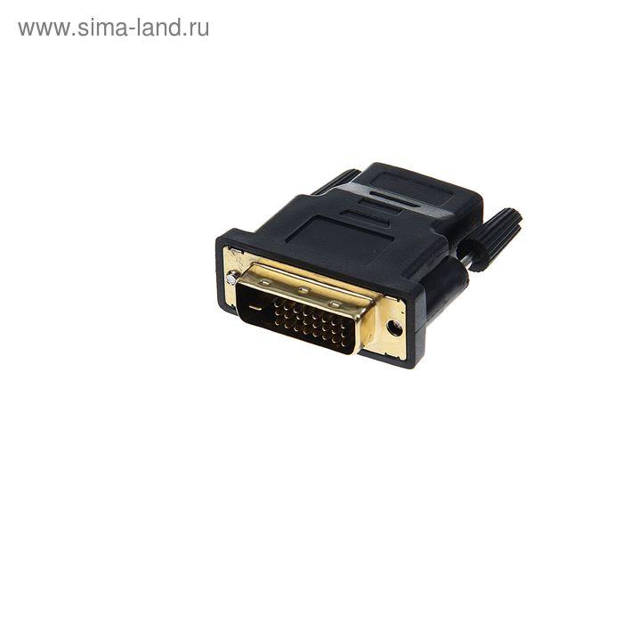 Адаптер Smartbuy HDMI F - DVI 25 M