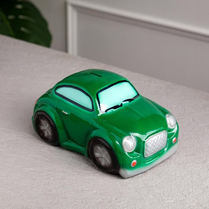 """Копилка """"Купер"""" зелёная"""
