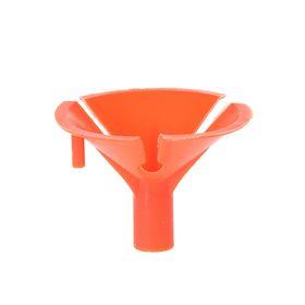 Держатель-зажим для шаров, d=5 мм, цвет оранжевый