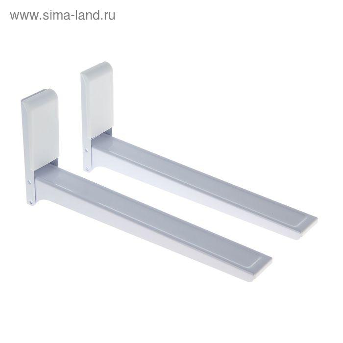 Кронштейн для микроволновки HOLDER MWS-2005, белый