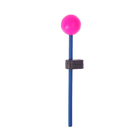 Сторожок В-5Ф витой полимерный, цвет синий (набор 20 шт.)
