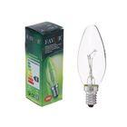 Лампа накаливания Favor ДС, Е14, 40 Вт, 230 В