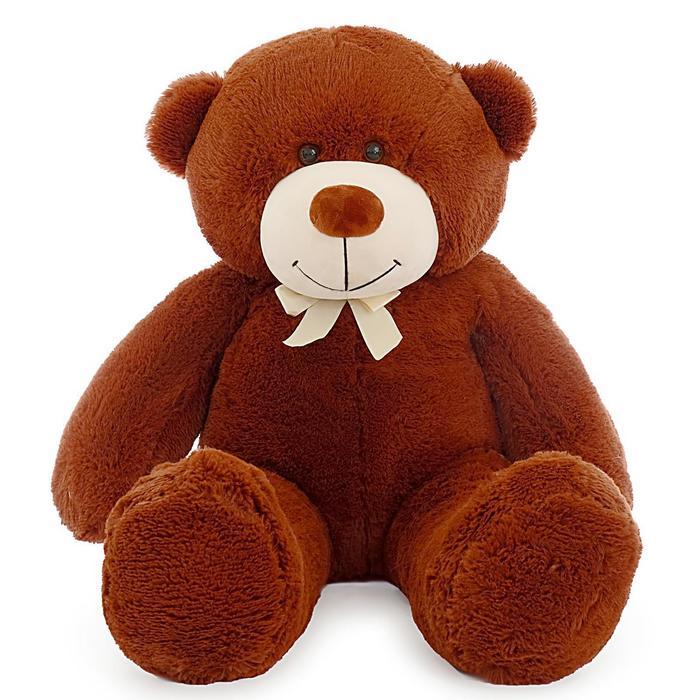 """Мягкая игрушка """"Мишка Федор"""" , коричневый"""