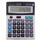 Калькулятор настольный 16-разрядный SDC-1216 двойное питание