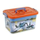 Ящик для игрушек 10 л Disney для мальчиков, цвет МИКС