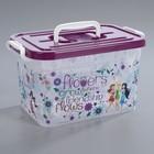 Ящик для игрушек 6,5 л Disney, рисунок МИКС