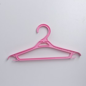 Вешалка-плечики размер 36-38, цвет МИКС