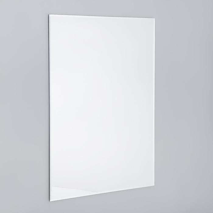 Зеркало в ванную комнату Ассоona A629, 600 х 450 мм