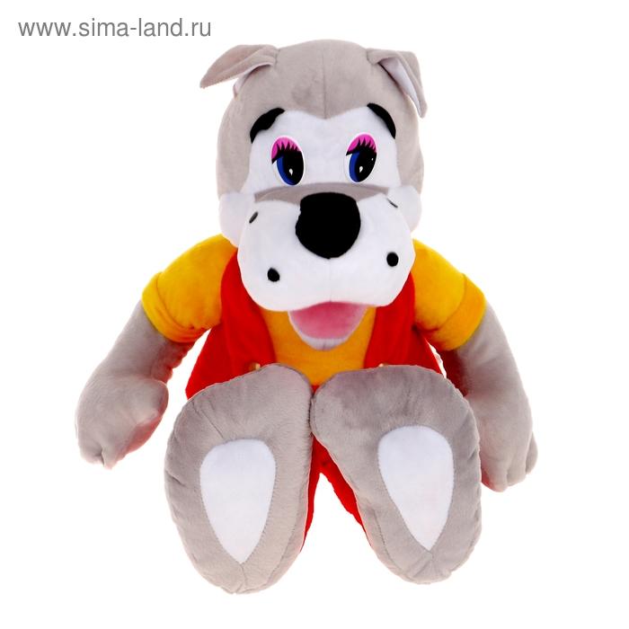 Мягкая игрушка «Волчонок»