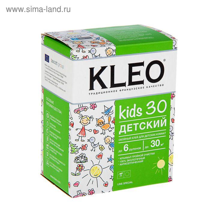 Клей для детских комнат Kleo Kids 30, сыпучий, 100 гр