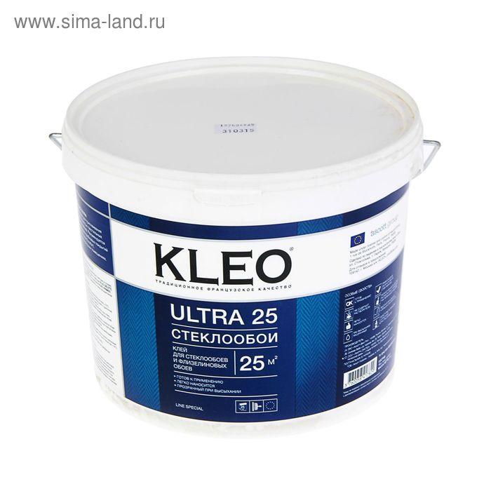Клей для стеклообоев Kleo Ultra 25, готовый, 5 кг