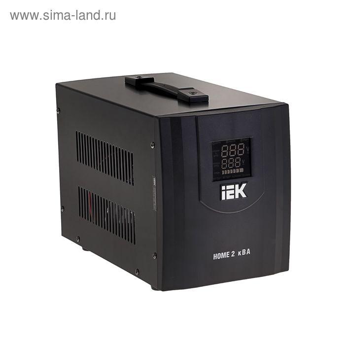 Стабилизатор напряжения HOME СНР 1/220 2кВА
