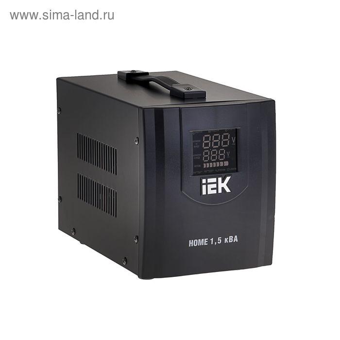 Стабилизатор напряжения HOME СНР 1/220 1,5кВА