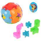 Развивающая игрушка-сортер «Шар»