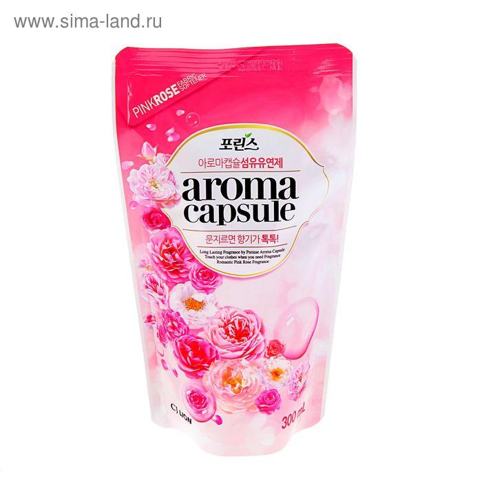 """Кондиционер для белья Porinse """"Розовая роза"""", 300 г"""