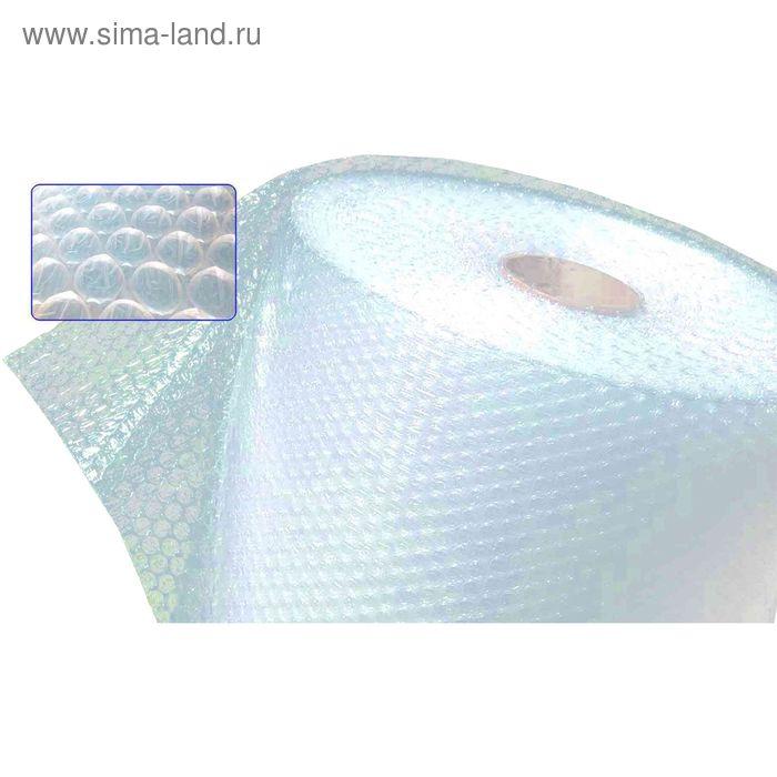 Пленка воздушно-пузырьковая 1,5 х 85 м, 2-х слойная, рулон