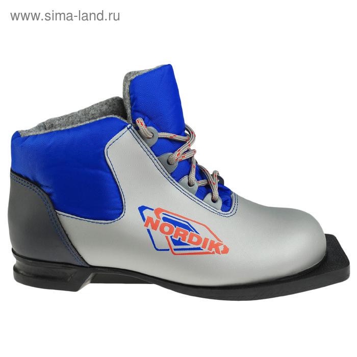 Ботинки Spine Nordik  43/2 (крепление NN75), р-р 34