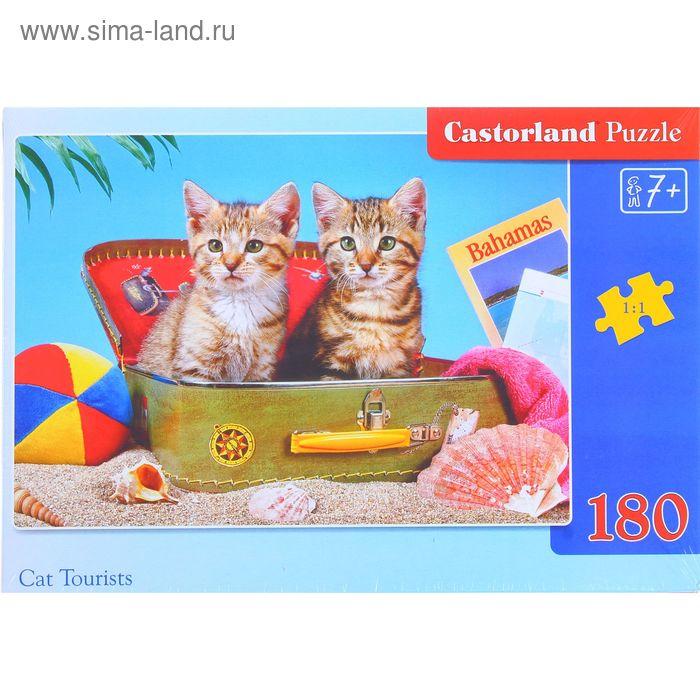 "Пазлы ""Котята"", 180 элементов"