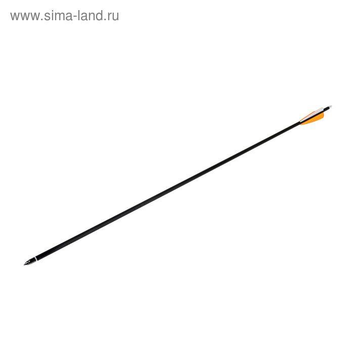 """Стрела арбалетная карбоновая 20"""""""