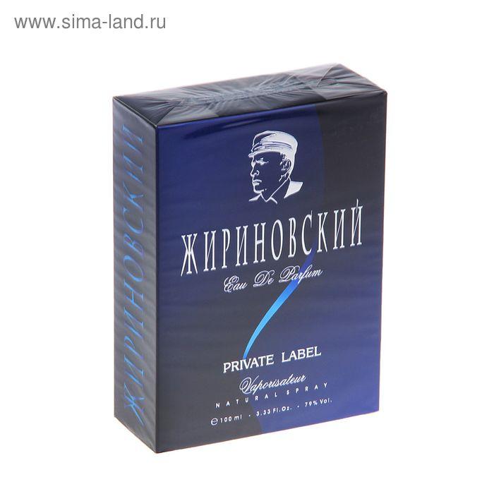 Парфюмированная вода мужская Жириновский, 100 мл