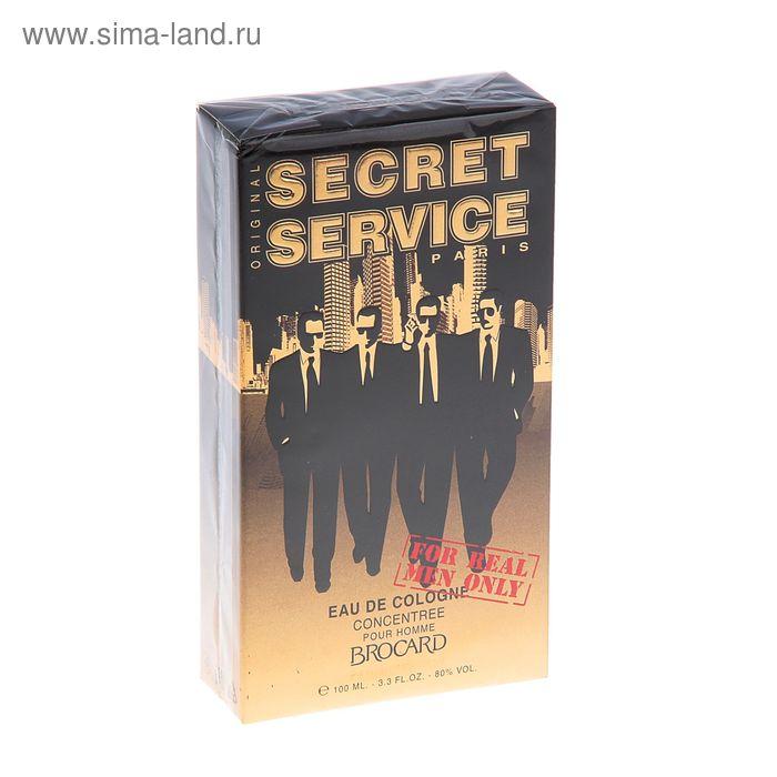 Одеколон мужской Secret Service Original, 100 мл