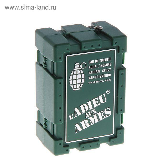 Туалетная вода мужская L`adieu Aux Armes (Прощай оружие), 100 мл