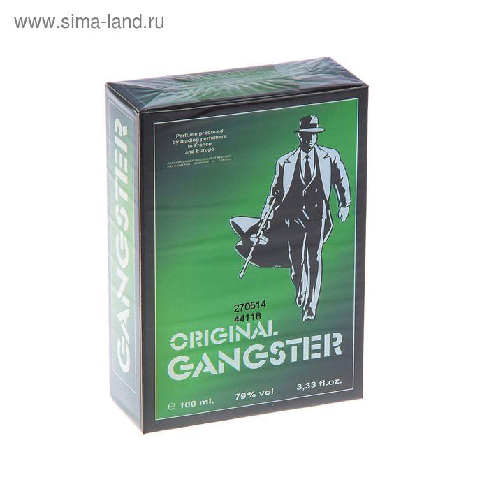 Туалетная вода мужская Gangster Original, 100 мл