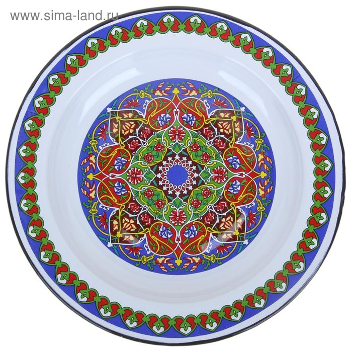 """Блюдо 2 л """"Арабское"""", цвет белый"""