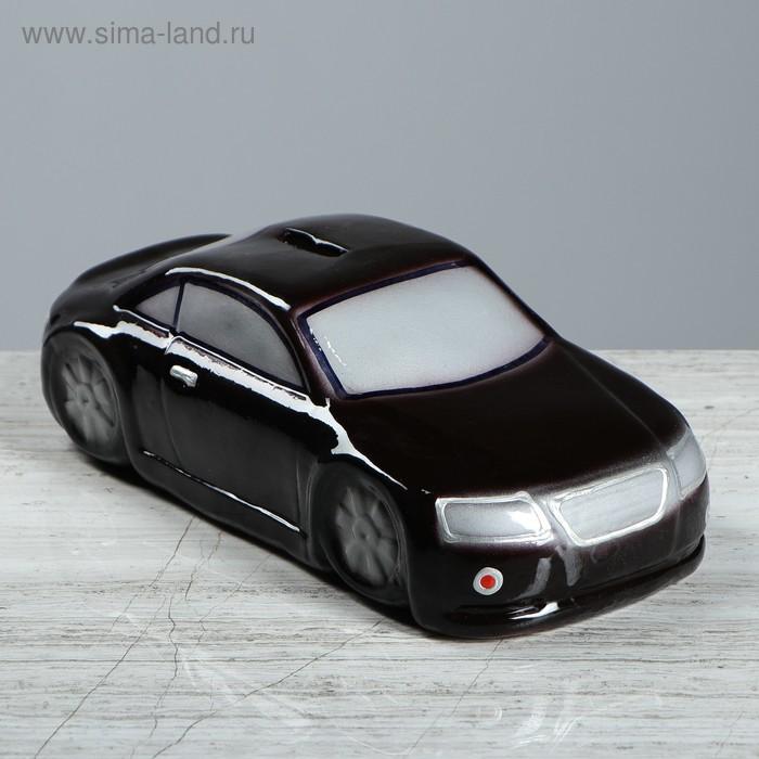 "Копилка ""Машина"" коричневая"