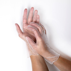 Набор перчаток виниловых  одноразовых M 100 штук