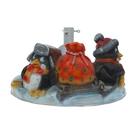 "Подставка для елки ""Пингвинята"" 63*60*32 см"