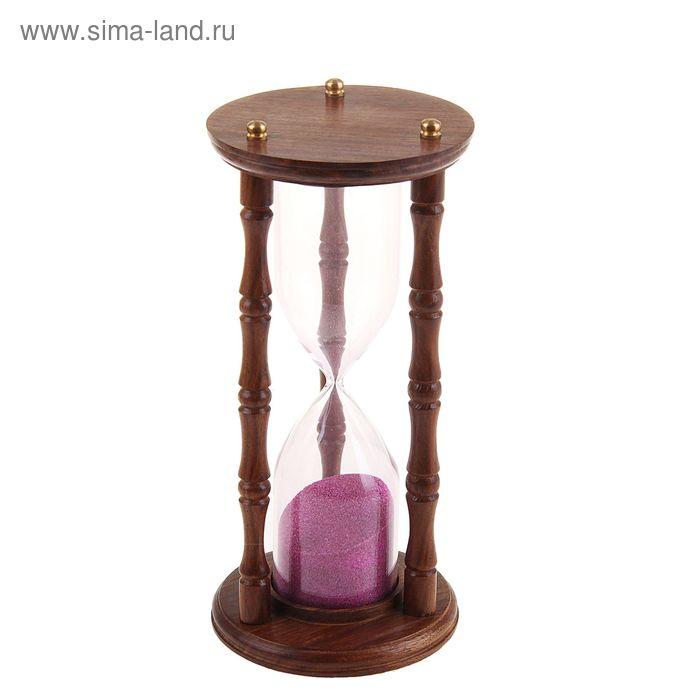 """Сувенирные песочные часы (10 мин) """"Грация"""""""