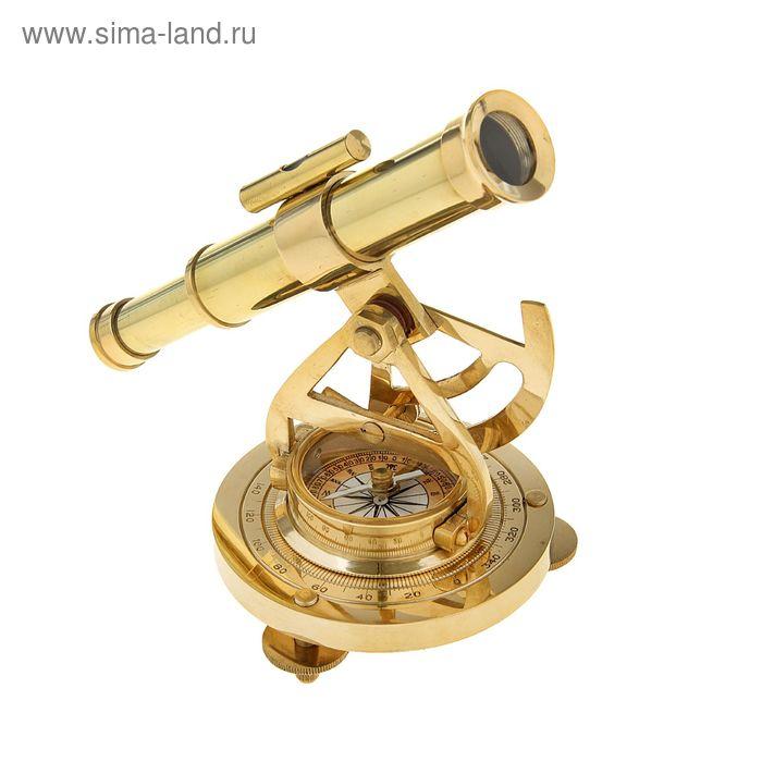 """Сувенирный телескоп """"Золото"""""""