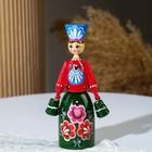 Сувенир «Кукла», городецкая роспись, микс