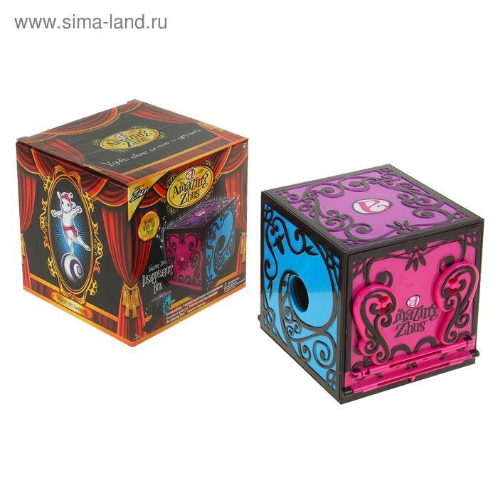 """Игровой набор """"Коробка для фокуса с исчезновением"""""""