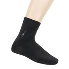 Носки мужские махровые EL-20, цвет черный, размер 27