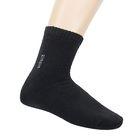 Носки мужские махровые EL-21, цвет черный, размер 27