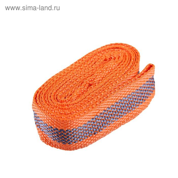 Трос-лента буксировочный TORSO Standart, 2.5 т, 2 петли