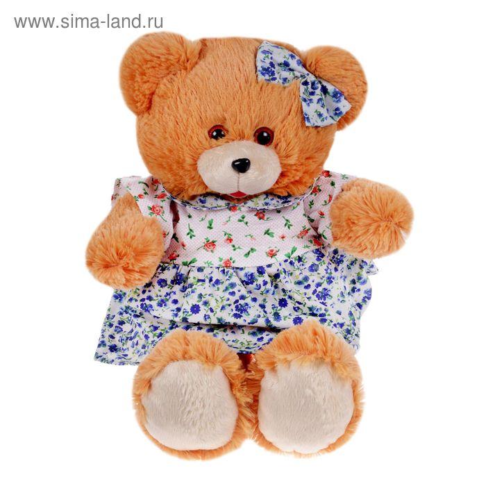 """Мягкая игрушка """"Медведь в платье"""", МИКС"""