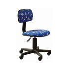 Кресло CH-201NX/DOGS-BL синий, собачки