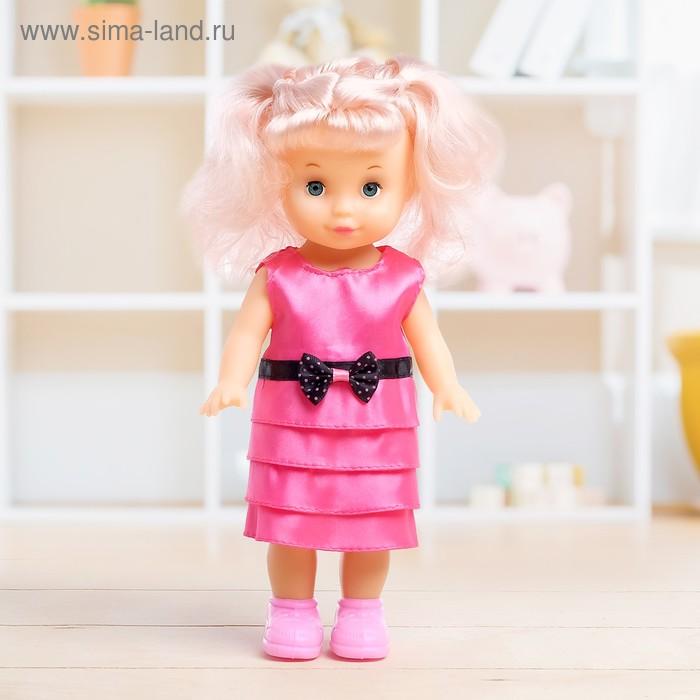 "Кукла ""Маленькая леди"" с аксессуарами, цвета МИКС"