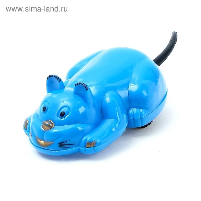 """Животное инерционное """"Кошка"""", цвета МИКС"""