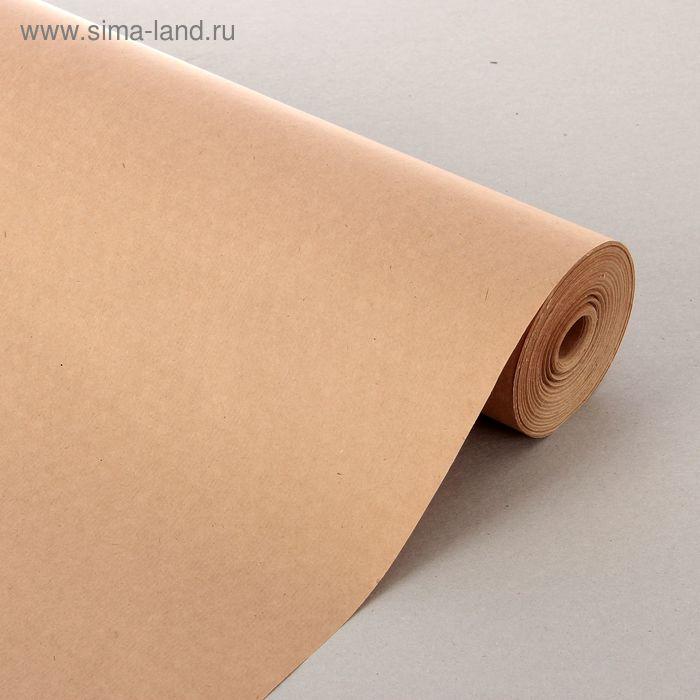 Бумага крафт 0,84 х 50 м, 78 г/м